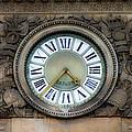 Paris Clocks 1 by Andrew Fare
