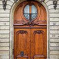 Paris Doors by Brian Jannsen