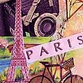 Paris  by Eloise Schneider Mote