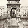 Paris Fountain, C1858 by Granger