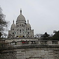 Paris France - Basilica Of The Sacred Heart - Sacre Coeur - 12129 by DC Photographer