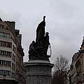 Paris France - Street Scenes - 0113129 by DC Photographer