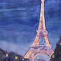 Paris Giant by Jenny Armitage