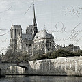 Paris History by Evie Carrier