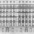Paris Houses, 1841 by Granger