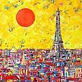 Paris In Sunlight by Ana Maria Edulescu