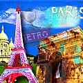 Paris by Jan Raphael