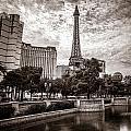 Paris Las Vegas by Chris Bordeleau