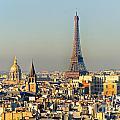 Paris by Luciano Mortula