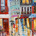 Paris Memory by Karen Tarlton