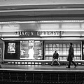 Paris Metro - Franklin Roosevelt Station by Thomas Marchessault