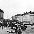 Paris Montparnasse, C1900 by Granger