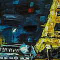 Paris Night by Joel Tesch