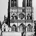 Paris Notre Dame, 1699 by Granger