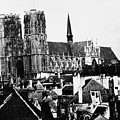 Paris Notre Dame, 1862 by Granger