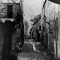 Paris Old Street, C1860 by Granger