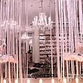 Paris Repetto Ballerina Tutu Shop - Paris Ballerina Dresses Window Display  by Kathy Fornal