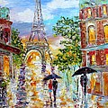 Paris Romance by Karen Tarlton