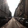 Paris Side Street by Nicholas Miller