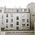 Solitude In Paris by Shaun Higson