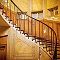 Paris Staircase by Brian Jannsen