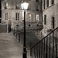 Paris Street by Brian Jannsen