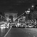 Paris Street by Frank Molina