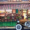 Paris Street Market by JL Vaden