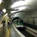 Paris Subway  by John Malone