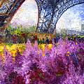 Paris Tour Eiffel 01 by Yuriy Shevchuk