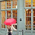 Paris Umbrella by Brian Jannsen