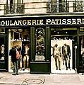Paris Waiting by Ira Shander