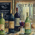 Paris Wine Tasting by Marilyn Dunlap