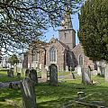 Parish Church St Martin - Jersey by Joana Kruse