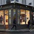 Parisian Evolution by Randi Shenkman