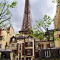 Parisian Icon by Jenny Hudson