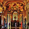 Parisian Opera House by Georgiana Romanovna