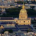 Parisien Sundown by Deborah Smolinske