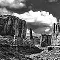 Park Avenue In Arches National Park by Betty Eich