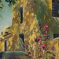 Park Avenue Pueblo by Chris Brandley