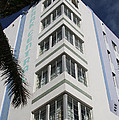 Park Central Building - Miami by Christiane Schulze Art And Photography