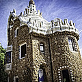 Park Guell - Barcelona - Spain by Madeline Ellis