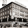 Parker Bridget And Company Department Store - Washington Dc 1921 by Mountain Dreams