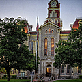 Parker County Courthouse by Joan Carroll