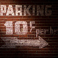 Parking Ten Cents by Bob Orsillo