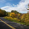 Parkway Milepost 357 by John Haldane