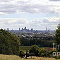 Parliament Hill Fields by John Chatterley