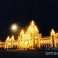 Parliment Building Victoria by John Malone