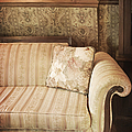 Parlor Seat by Margie Hurwich
