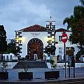 Parraquia De San Amaro. Puerto De La Cruz By Night by Jouko Lehto